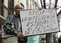 En Colombia se persigue al pensamiento crítico