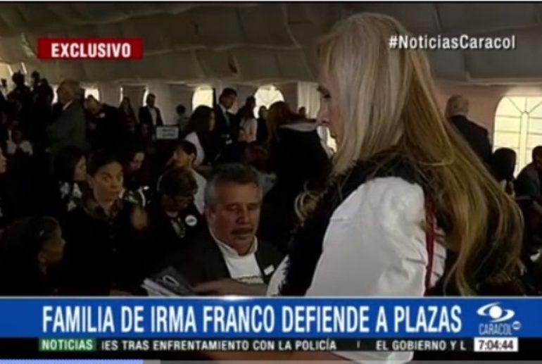 """Denuncian que noticias Caracol usó """"abusivamente"""" declaraciones de familiares de víctimas del Palacio de Justicia"""