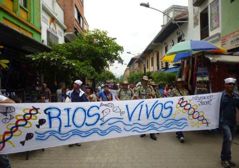 Asesinan a Julían Areiza, sobrino de líder del Movimiento Ríos Vivos