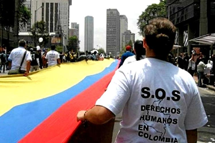 Este es el balance en materia de DDHH en Colombia para 2015