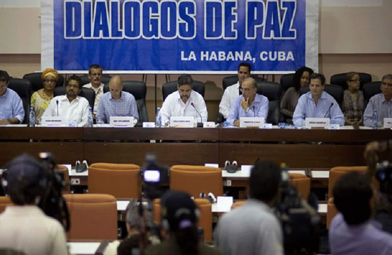 """TERREPAZ podría ser la """"solución integral para el conflicto en Colombia"""""""