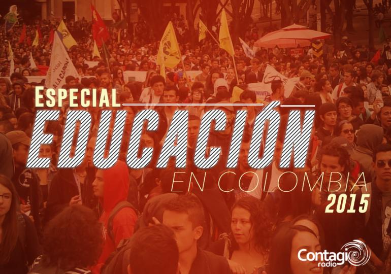 Balance de la educación superior en Colombia durante 2015