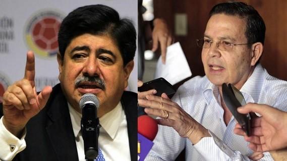 Luis Bedoya y la corrupción del fútbol en Colombia