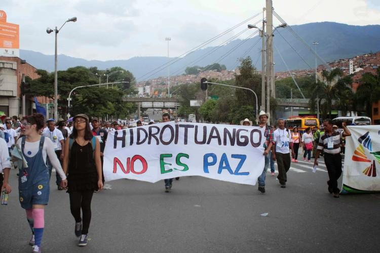 Vida, dignidad y naturaleza: La lucha de las comunidades contra Hidroituango