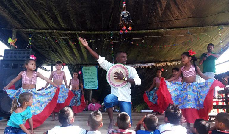 Comunidades celebran 15 años de la ZRC Perla Amazónica