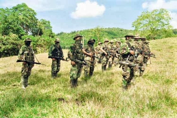 300 neoparamilitares transitan por territorios en Chocó sin respuesta del Estado