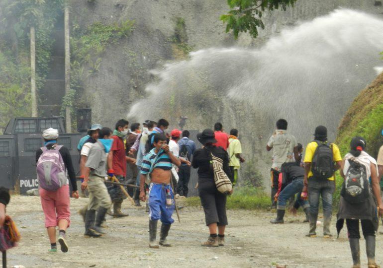 4.876 indígenas han sido víctimas de violación de DDHH en 2015