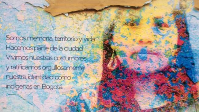 """""""Bakata"""", el sentir de los pueblos indígenas que habitan la Capital"""