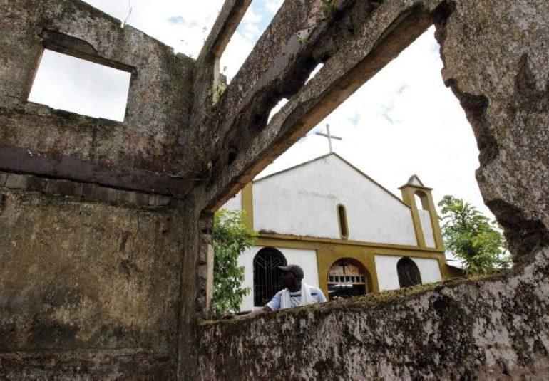 Bombardeos afectan resguardo Alto Río Bojayá