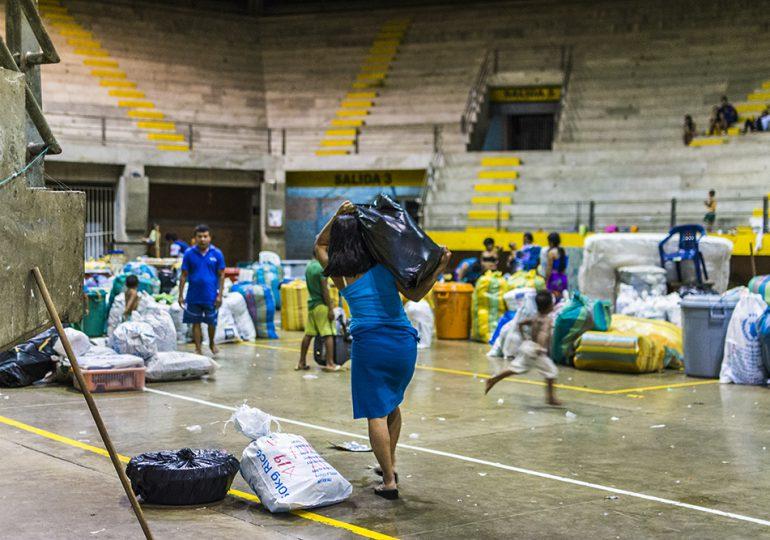 Un mes y medio completan 400 familias desplazadas del San Juan del Litoral