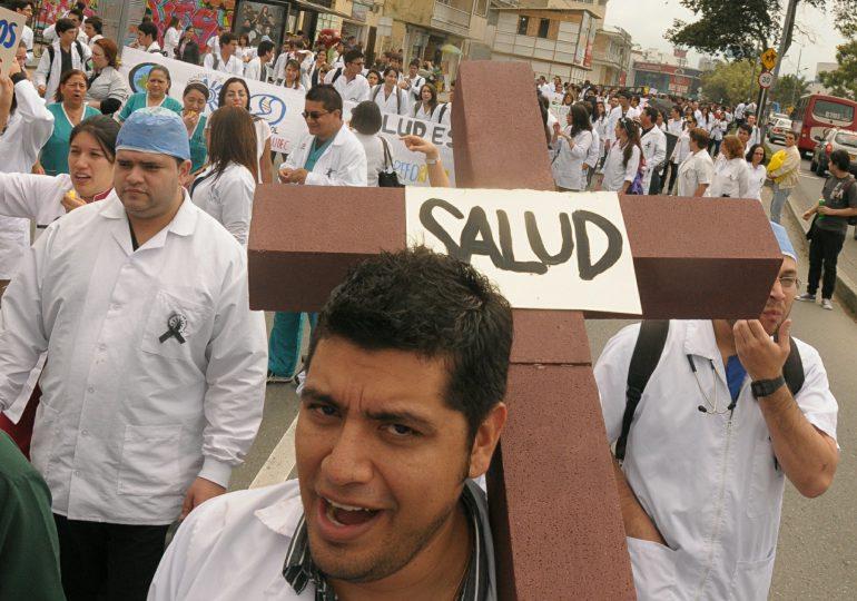 Bogotá se está quedando sin servicio de pediatría