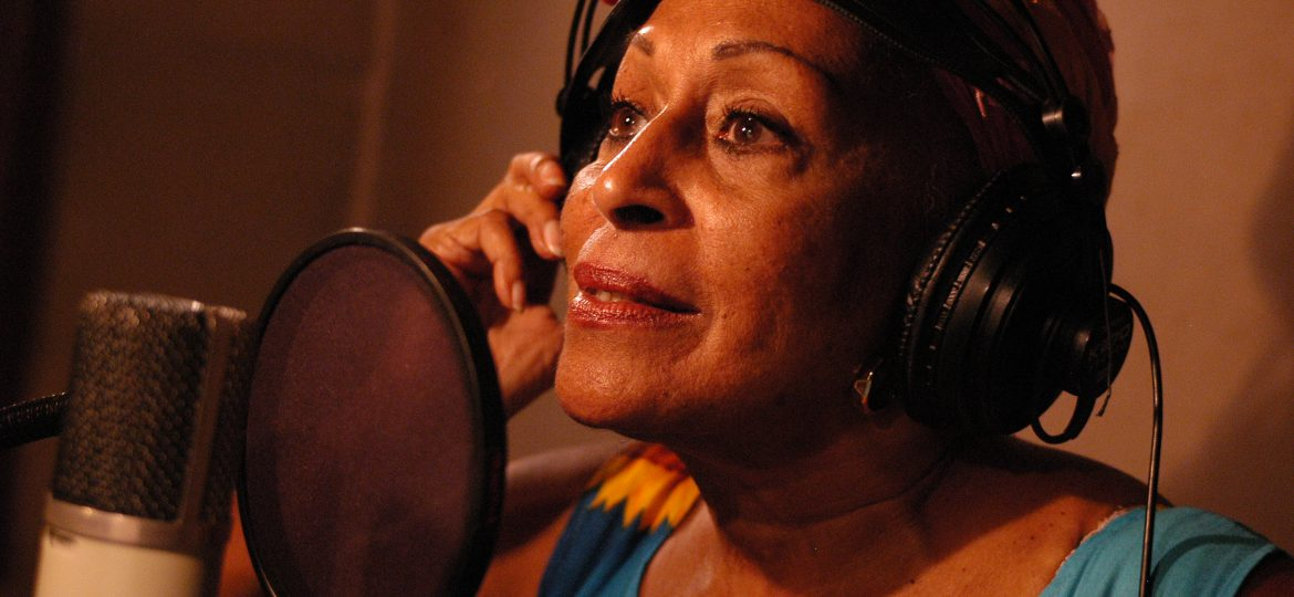 «Retrato de una diva» homenaje documental a Omara Portuondo