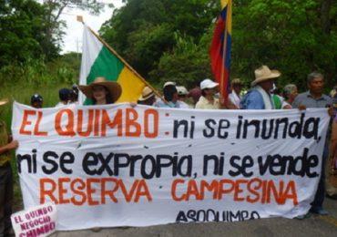 Audiencia pública busca frenar 'El Quimbo'