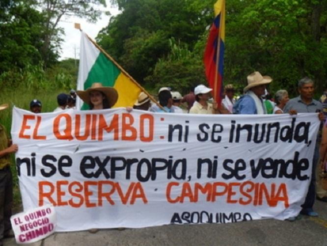 """Suspensión de Hidroeléctrica El Quimbo """"debe ser definitiva"""""""