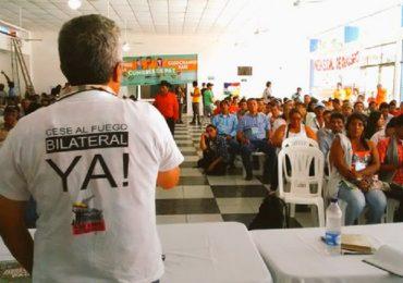 Inician en Ibagué las Cumbres de Paz desde los territorios