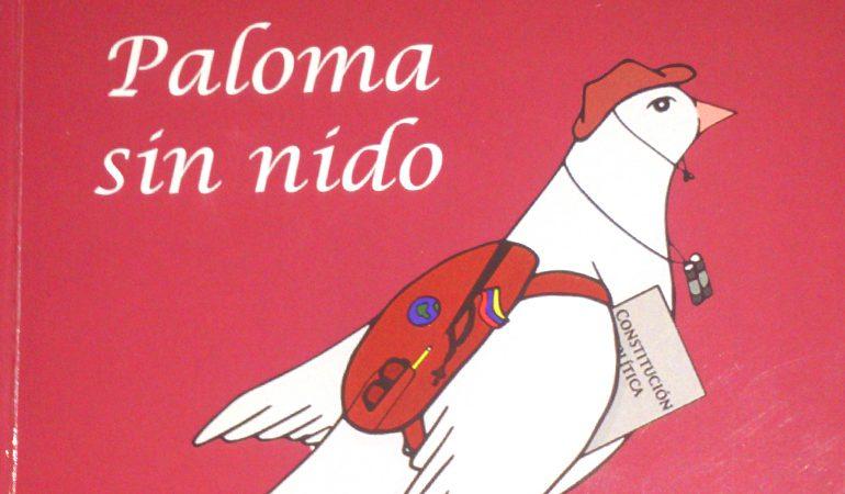 'Paloma sin nido': cuando el dolor se convierte en poesía