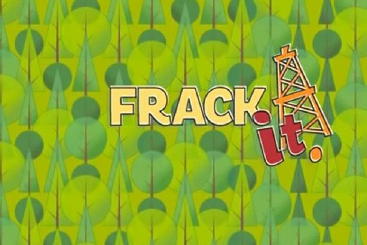 Frack it, una aplicación que muestra los impactos del Fracking