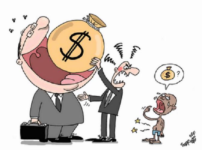 """""""Vivimos en un mundo cada vez más desigual"""": OXFAM"""