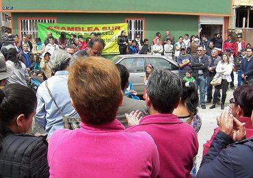Comunidades reclaman cierre definitivo del relleno 'Doña Juana'