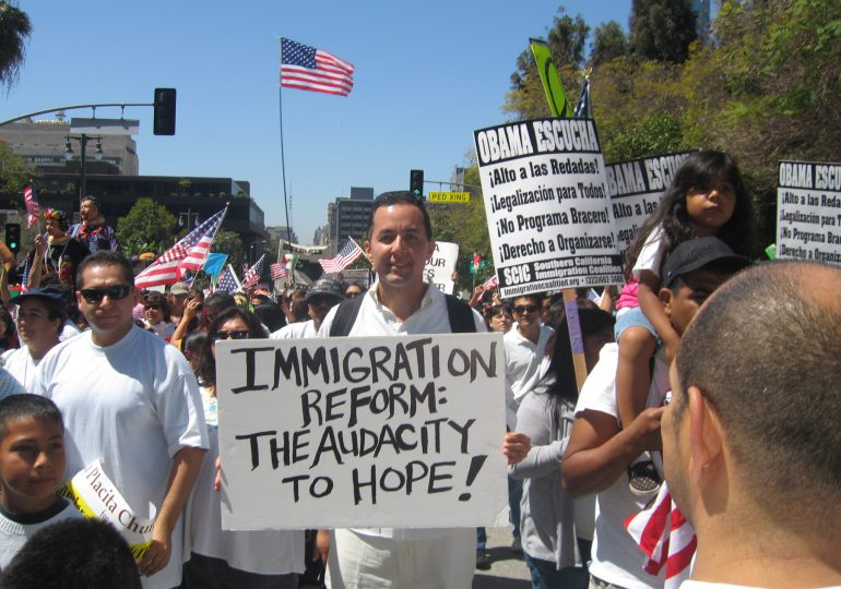 Organización y voto, las claves de los inmigrantes en EEUU para garantizar sus derechos
