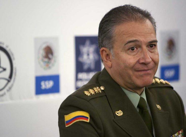 DEA vincula al general (r) Óscar Naranjo con narcotráfico