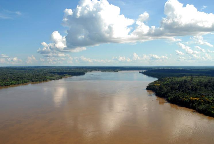 El 12% de la Amazonía colombiana ha sido transformada