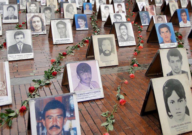 """""""Aún soñamos con ver regresar a nuestros familiares desaparecidos"""" ASFADDES"""
