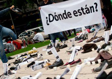 Durante los últimos 8 años han desaparecido 27 mil personas en México