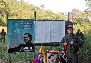 ELN revela detalles de la muerte de Camilo Torres