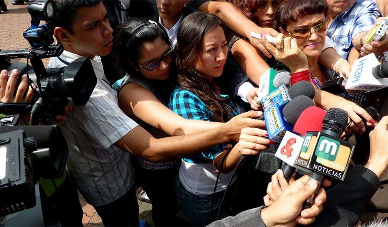 El periodismo y la desaparición forzada, un debate pendiente
