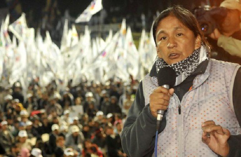 Procuraduría declara 'Ilegal' detención de Milagro Sala