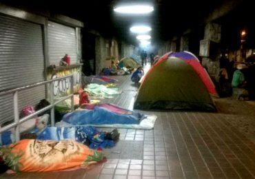 400 campesinos desplazados por EPM están refugiados en la U de Antioquia