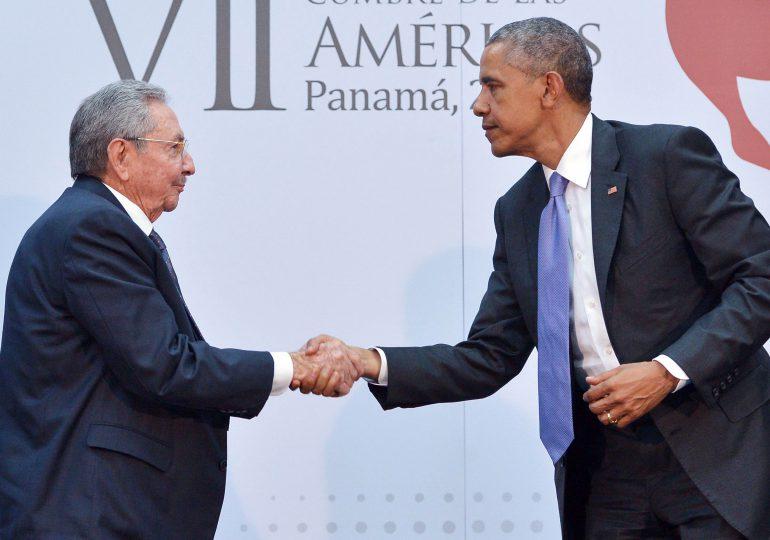 Visita de Barack Obama a Cuba debería ser un paso más al fin del bloqueo