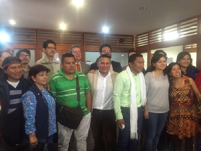 Radican demanda contra Ley ZIDRES