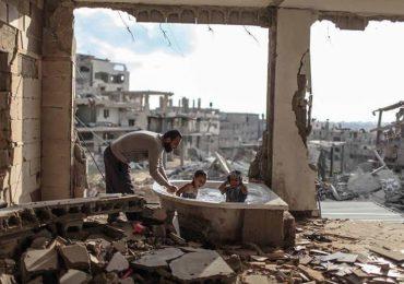Gaza se ha convertido en una cárcel a orillas del mar Mediterráneo