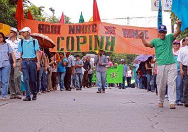 El COPINH sigue siendo víctima de asesinatos, desalojos y persecución