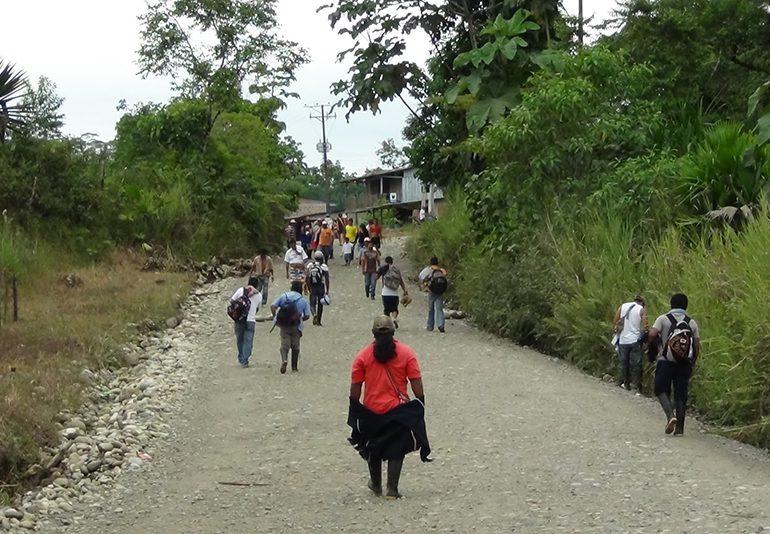 En pleno proceso de paz se recrudece la violencia en el departamento de Putumayo