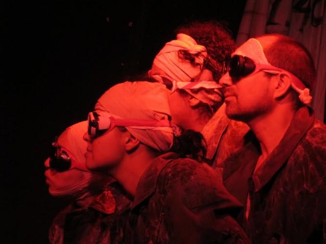 La obra teatral con la que el 'TEF' pasa de la calle a las Salas