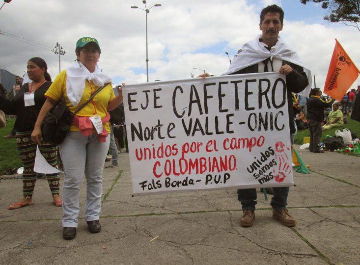 400 líderes sociales del Eje Cafetero presentarán agenda de paz