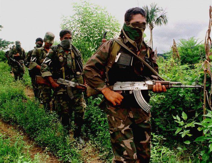Reclamantes de tierras en inminente riesgo de desplazamiento por paramilitares