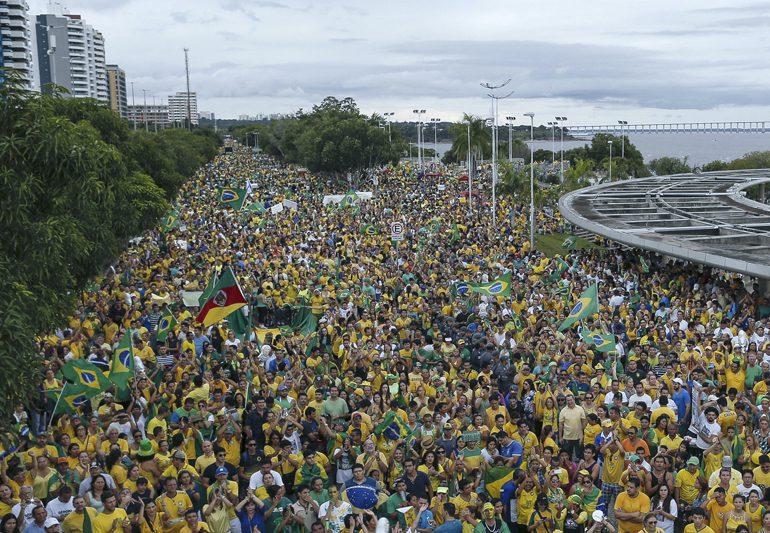Golpe de estado en Brasil: Mal paga el diablo a quien bien le sirve