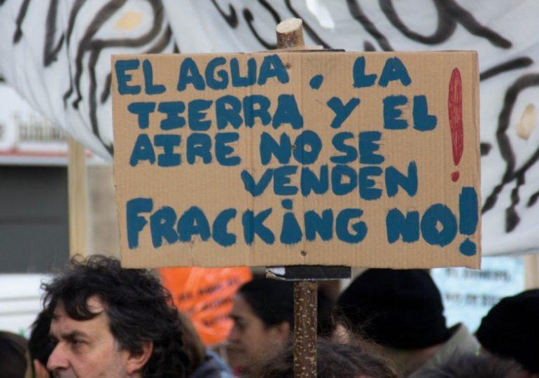 En San Martín se contaminó el agua luego del inicio del Fracking