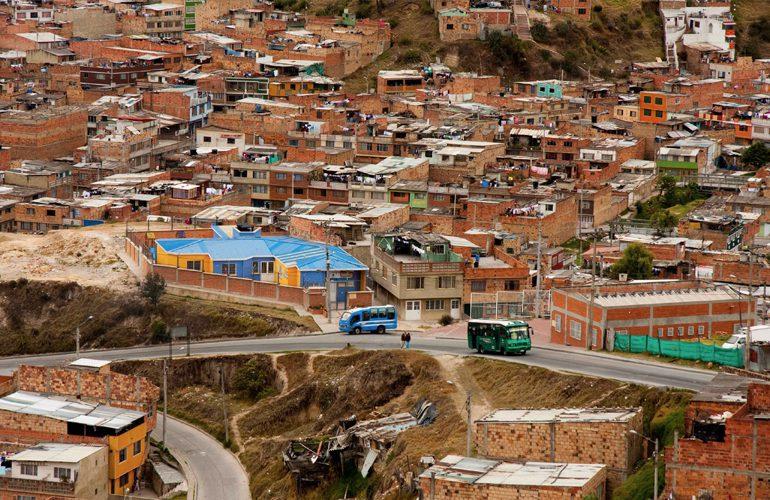 Ciudad Bolivar, la localidad de Bogotá con mayor número de 'exterminio social'
