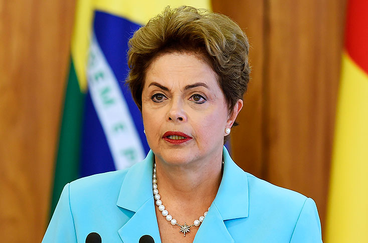"Impeachment ""rompe la base de la democracia"": Rousseff"