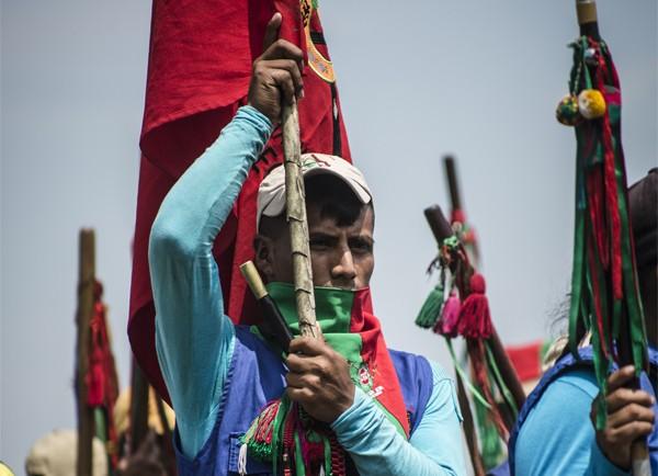 Militares irrespetaron el territorio Nasa en Putumayo