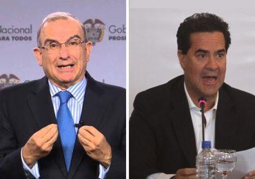 Humberto De la Calle y Frank Pearl negociadores del gobierno con las guerrillas ¿ evaden impuestos?
