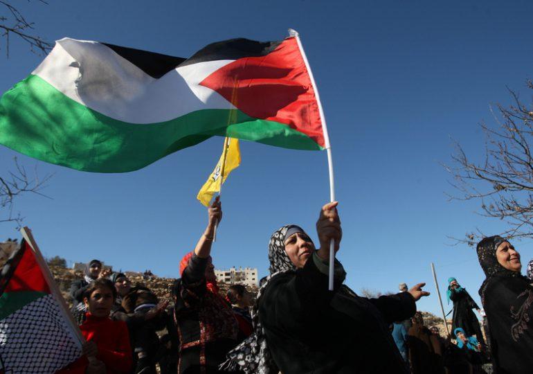 """""""Palestina: su lucha es también la nuestra"""" Kwara Kekana"""