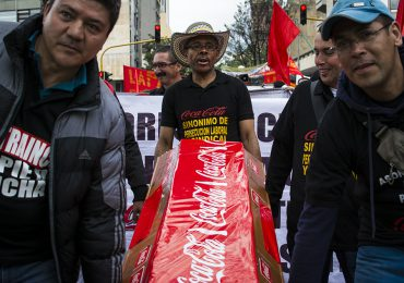 Colombia es uno de los 10 países más peligrosos para los sindicalistas