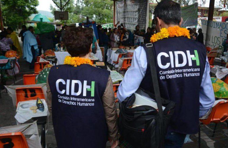 CIDH alerta sobre grave situación de las y los defensores de DDHH en Honduras