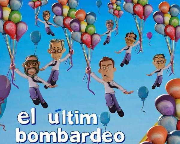 """""""El Último Bombardeo"""""""